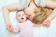 El olor del bebé produce en la madre un estado de placidez y alegría