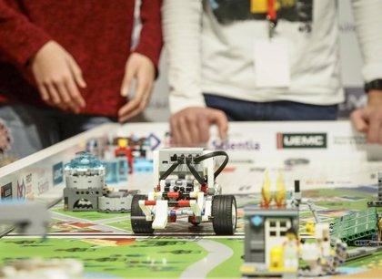El Colegio San Agustín logra la victoria en el desafío FIRST LEGO League de Valladolid