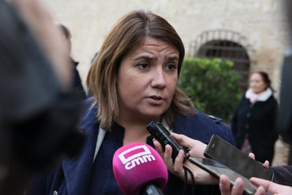 Agustina García Élez , nueva secretaria general del PSOE de Talavera con un 66% de votos