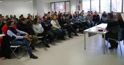 Inaugurada la primera Escuela de Formación del PSOE en Cantabria, destinada a cargos y militancia