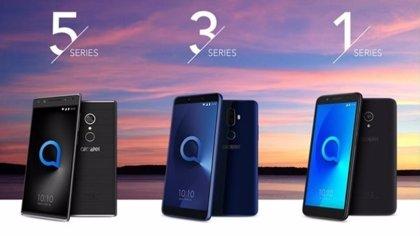 TCL introduce en todo su portfolio de 'smartphones' de Alcatel la pantalla FullView 18:9