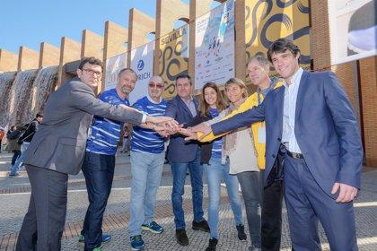 'Expo Maratón', la feria del corredor del Zurich Maraton de Sevilla, recibe la visita de 35.000 personas