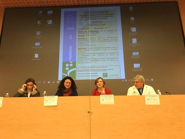 Jornada de Difusión sobre Investigación en Oncología Pediátrica