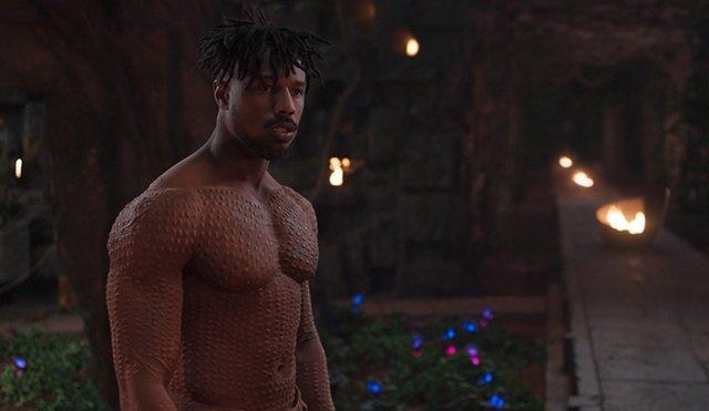 Killmonger, el villano de Black Panther
