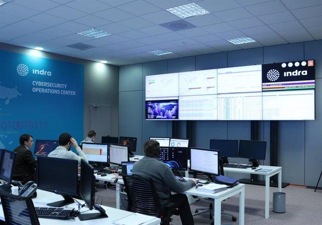 Centro avanzado de Ciberseguridad (i-CSOC) de Minsait (Indra)