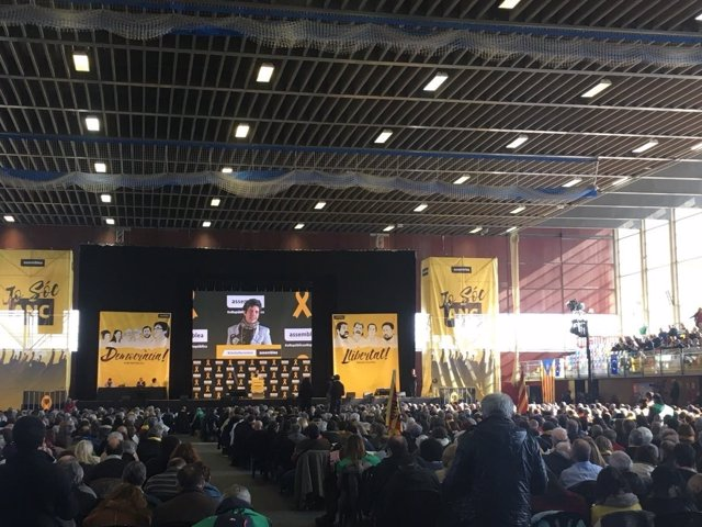 Asamblea General de la ANC