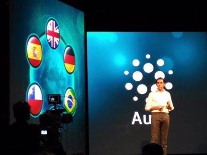 Telefónica lanza su asistente digital con IA Aura en seis países, incluido España