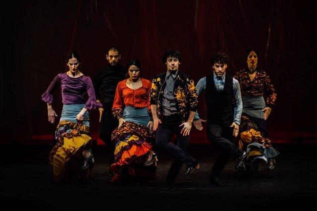 El bailaor Jesús Carmona lleva a Tasmania su espectáculo flamenco 'Ímpetu's'