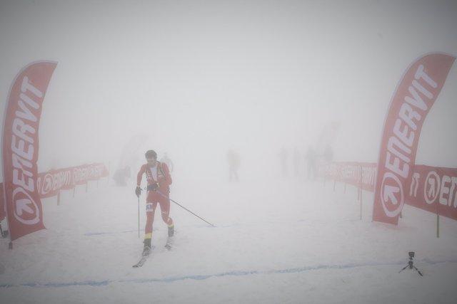 Kilian Jornet campeón Europa esquí montaña modalidad vertical