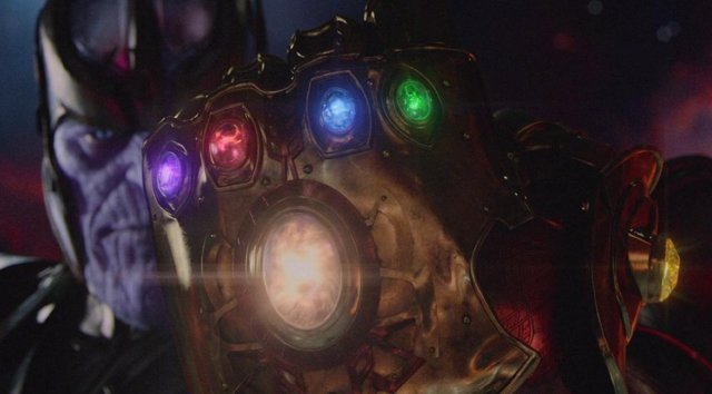 Thanos Vengadores Infinity War Gemas Infinito