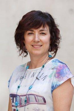 María Camino Bueno Alastuey, profesora de la UPNA.