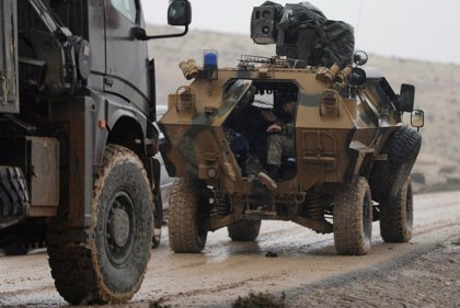 Muere un soldado de Turquía en el marco de las operaciones de Ankara en la región siria de Afrin