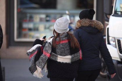 Verín (Ourense) registra la temperatura mínima de Galicia, con -6,8ºC