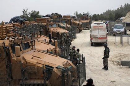 """Turquía ha """"neutralizado"""" en Afrin a más de 2.000 milicianos kurdos sirio y de Estado Islámico"""