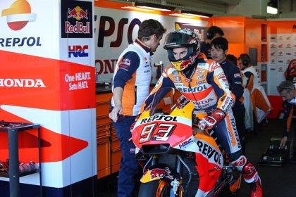 """Márquez: """"Honda siempre hace todo lo posible para proporcionarme lo que necesito"""""""