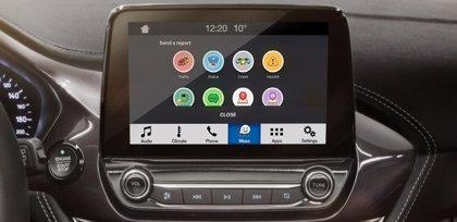Ford permitirá proyectar la aplicación Waze a la pantalla de sus vehículos a partir de abril