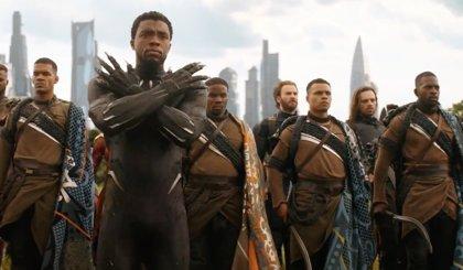 Black Panther repite en lo alto de la taquilla y El cuaderno de Sara continúa entre las más vistas
