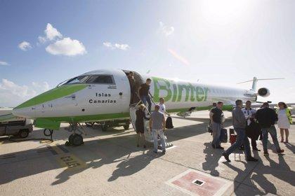 La aerolínea Binter operará vuelos directos entre Canarias y Mallorca a partir de mayo