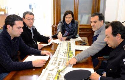 Los taxistas de Santander podrán dejar pasajeros en seis puntos del carril rápido