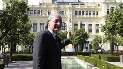 De la Torre anuncia que volverá a repetir como candidato del PP a la Alcaldía de Málaga