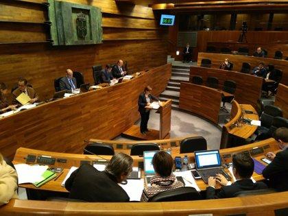 El parlamento asturiano suspenderá el pleno del día 8 de marzo con motivo de la huelga feminista