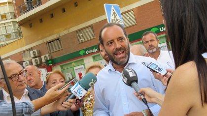 """Cs espera que tras la decisión del alcalde el PP """"se centre"""" y retome """"numerosas cuestiones que Málaga necesita"""""""