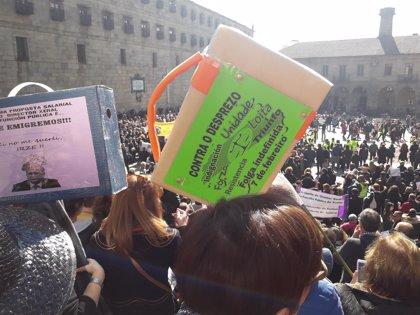 La oposición urge la comparecencia de Rueda por la huelga de justicia y reclama que se ponga al frente de la negociación