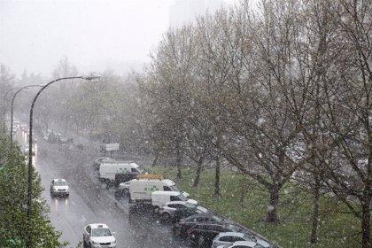 La nieve podría volver mañana a la capital y al resto de la región