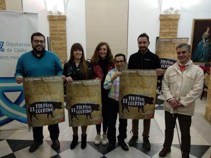 La II Feria del Cochino de El Bosque servirá de escaparate para una quincena de empresas de la Sierra de Cádiz