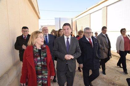 La inversión educativa de C-LM en 2018 pasará por un Plan de Modernización de centros y seguir avanzando en nuevas obras