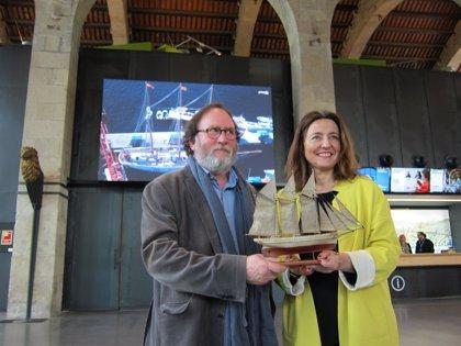 El pailebote Santa Eulàlia recorrerá la costa catalana para celebrar su centenario