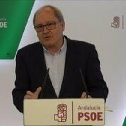 """PSOE-A pide a PP-A y Cs que se sumen al """"gran acuerdo"""" sobre financiación autonómica en el Parlamento"""