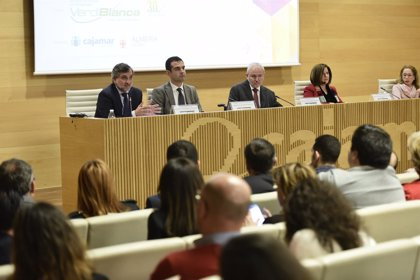 Diputación de Almería participa en el Seminario Socioeconómico sobre Centros Especiales de Empleo de Verdiblanca