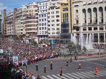 Las estaciones de metro de Xàtiva y Colón cerrarán del 16 al 19 de marzo antes y después de la mascletà