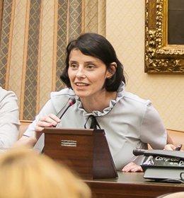 María del Mar García Puig, diputada de En Comú Podem
