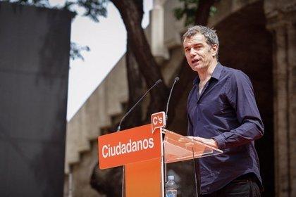 Toni Cantó (Cs): Me pone quedar delante de PP y PSOE en las encuestas
