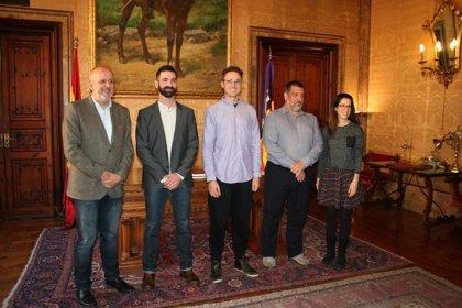 Javier Ramos y Joan Lladó toman posesión de las direcciones de Promoción Sociocultural y Residuos del Consell
