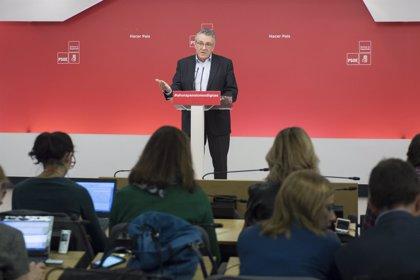 """El PSOE presenta una ley para revalorizar las pensiones según el IPC porque """"es posible y ampliamente demandado"""""""