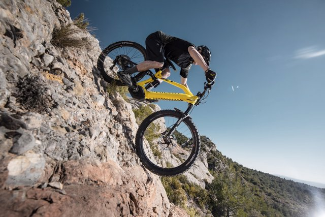 Nueva bicicleta de montaña eléctrica de Peugeot