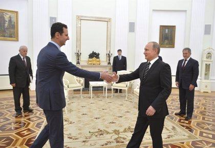 Putin ordena una tregua humanitaria diaria de cinco horas en Ghuta Oriental