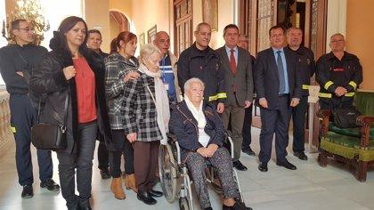 Aprobada en el Pleno una plaza en honor a los bomberos fallecidos en el incendio de Vilima hace 50 años en Sevilla