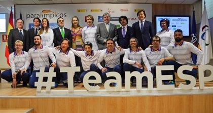 """La delegación española paralímpica pone rumbo a Corea dispuesta a """"dejar la última gota de energía"""""""