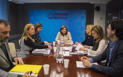 """El PP quiere que Oltra informe a los grupos sobre la gestión de menores cada tres meses: """"No está haciendo nada"""""""