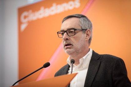 """Ciudadanos forzará una votación para que el Parlament """"deje claro"""" que Puigdemont no puede ser presidente"""