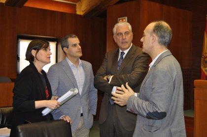 El Pleno de las Cortes de Aragón aprobará los Presupuestos este miércoles, tras el sí de la izquierda en Comisión