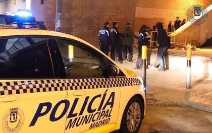 Tres detenidos por agredir y herir con cristales a personal de seguridad dentro de un discoteca de Madrid