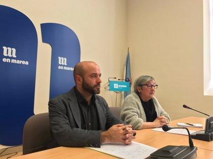 En Marea advierte irregularidades en la contratación del festival O Son do Camiño