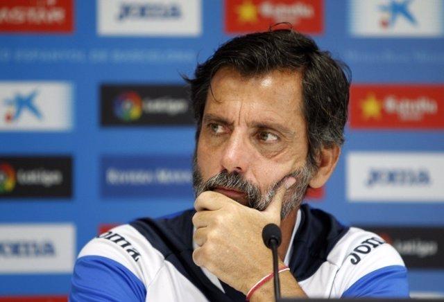 Quique Sánchez Flores (Espanyol)