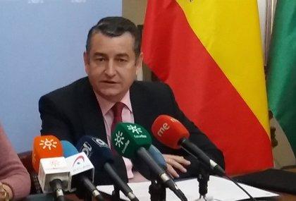 """Sanz asegura que línea Algeciras-Bobadilla """"es una prioridad para el Gobierno"""" como demuestran las """"continuas mejoras"""""""