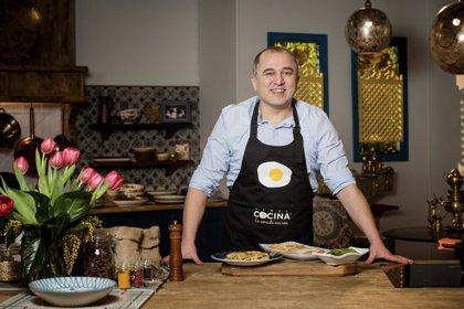 Los sabores turcos toman Canal Cocina de la mano de Tayfun Altinbas